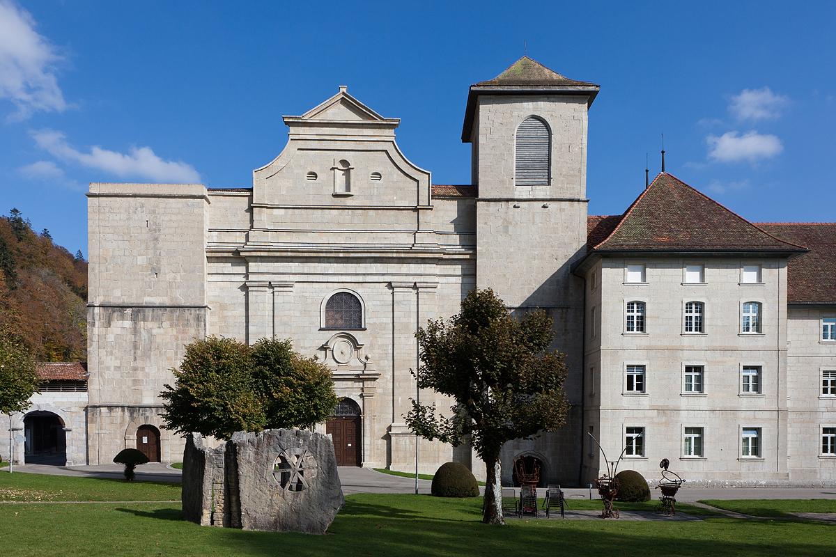 Abbatiale de Bellelay (Jura Suisse)