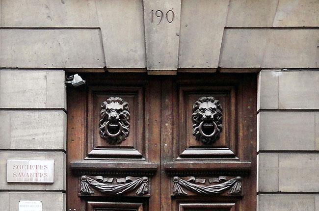 Hôtel des Sociétés Savantes